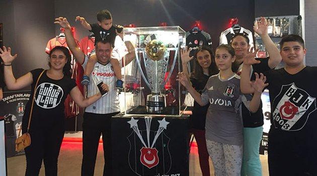 Beşiktaş'ın Kupası Adanalılarla Buluştu