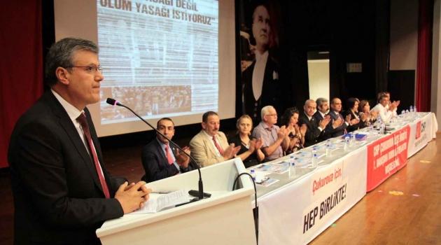 CHP Çukurova Danışma Kurulu