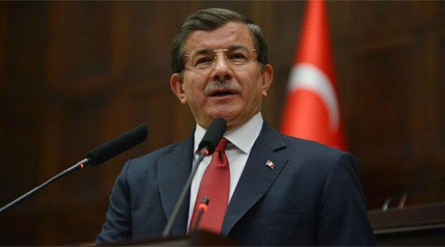 Davutoğlu'ndan bombalı saldırı açıklaması
