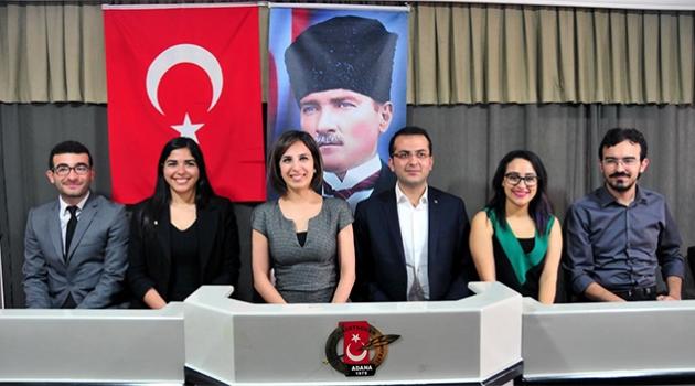 Genç avukatlar güçlerini birleştirdi