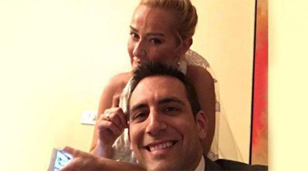 Helin Avşar ve Serhan Bora'dan 'boşanmadık' pozu