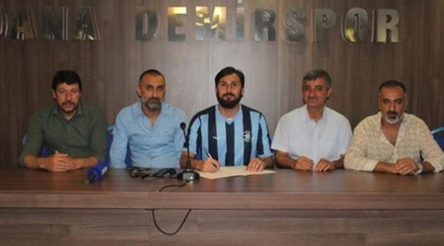 Kurtuluş Yurt Adana Demirspor'da