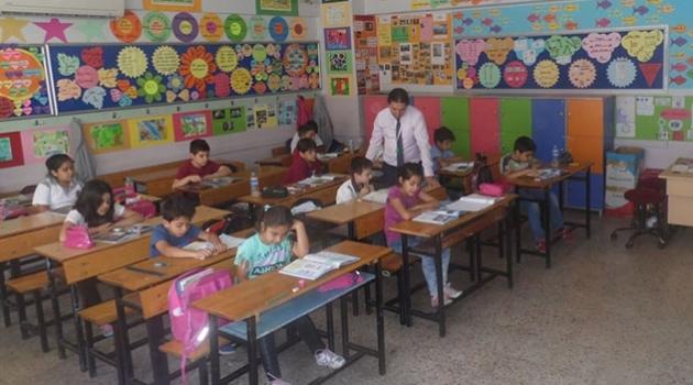 """Öğretmenin """"Renkli Dünyam"""" sınıfı"""