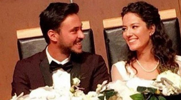 Pelin Akil ile Anıl Altan evlendi