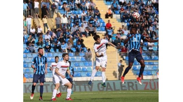 Spor Toto 1. Lig: Adana Demirspor: 2 - Grandmedical Manisaspor: 1