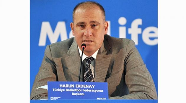 TBF Başkanı Erdenay ve Milli Takımlar Menajeri Yıldırım, Adana'da Panele Katılacak