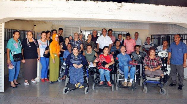 Tümer: 'Hepimiz engelli adayıyız'