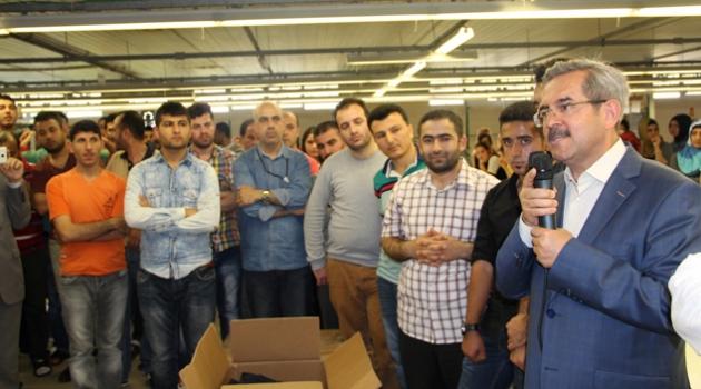 ÜNÜVAR: Bu seçim Türkiye'nin büyümesini isteyenlerle küçülmesini isteyenler arasında olacak