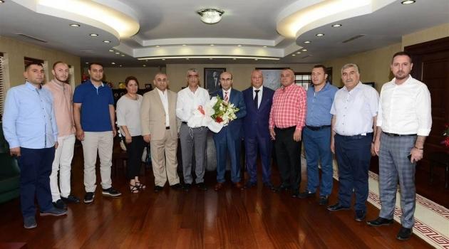 Vali Demirtaş: ''Hizmet için toplumun tüm kesimiyle işbirliği içinde olacağız.''