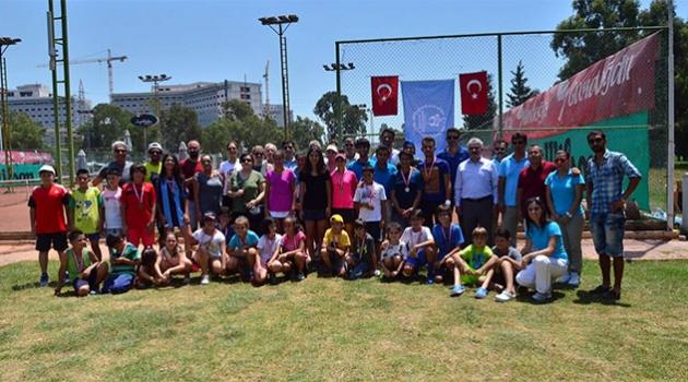 Yaz Tenis Müsabakası