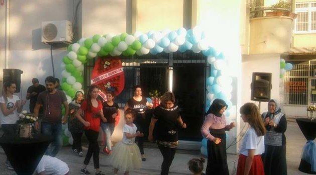 Mavi Yaşam Sağlıklı  Beslenme Merkezi açıldı.