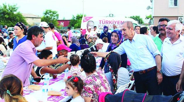 Mete: CHP iktidarında Türkiye'yi de parlatacağız