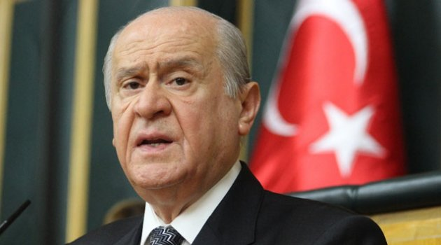MHP lideri Bahçeli'den 'OHAL' açıklaması