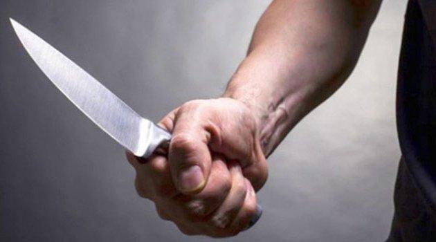 Nişanlısını taciz eden adamı öldürdü