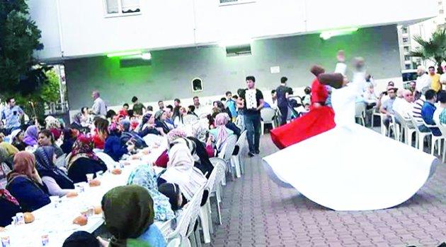 Numanoğlu Camii'nde son iftar
