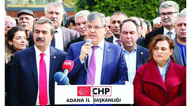 """""""OHAL değil, demokrasi istiyoruz"""""""