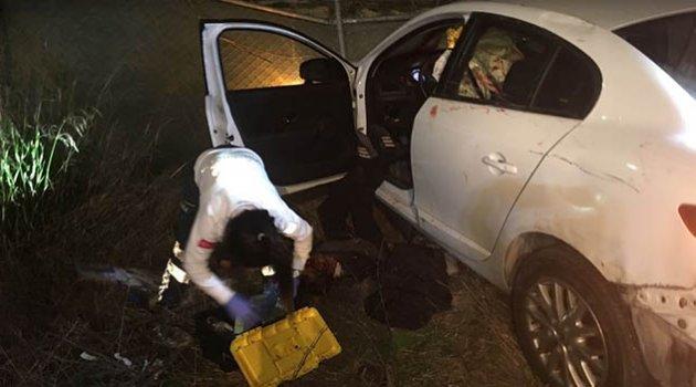 Ölen şoförün silahla yanağından vurulduğu ortaya çıktı