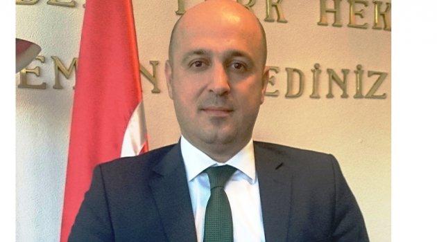 Örnek, başarılı, sevilen yönetici Dr. Halil Nacar