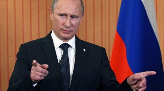 Putin karara öfkeli