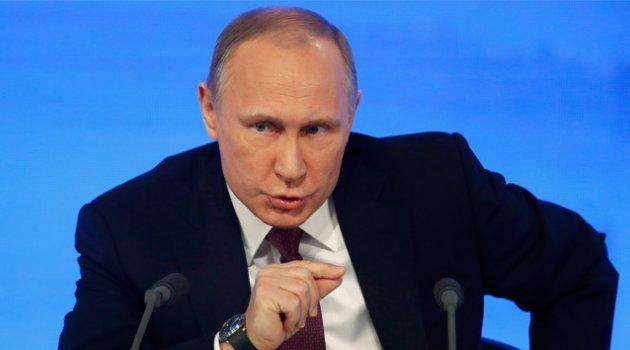 Putin: 'Türkiye-Rusya ilişkilerinin bozulmak istendiğine ikna olmaya başladım'