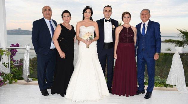 Reyhanioğlu ve Telkıran ailesinin mutluluğu