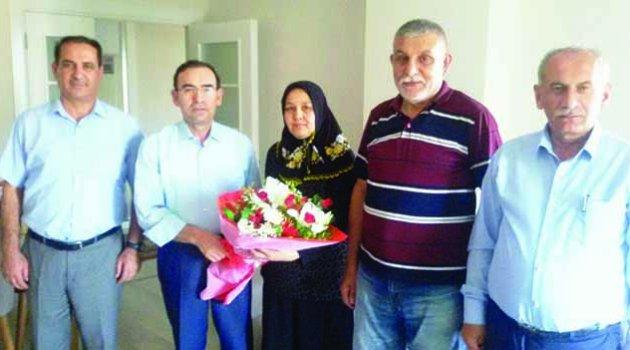 Sarı: Şehit aileleri bizimdir