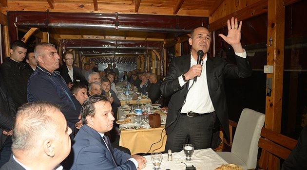 'Sarıçam Adana'yı sırtlayan, büyüten ilçe olacak'