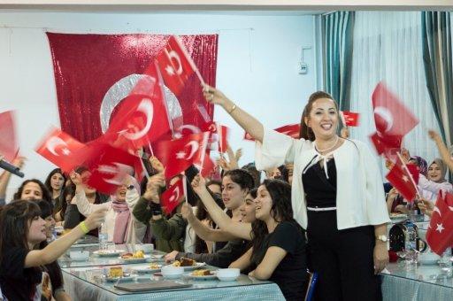 Şehit Ve Gazi Aileleri Adana Kız Lisesi'nde Bir Araya Geldi