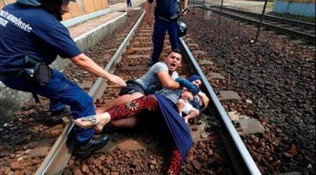 Sığınmacıya terörizm suçundan 10 yıl ceza!