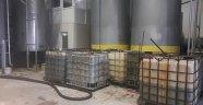 107 bin litre kaçak akaryakıt elegeçirildi
