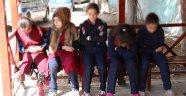 29 çocuk okulda zehirlendi