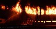 Apartmanda feci yangın: 9 ölü, 25 yaralı