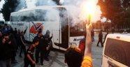 Galatasaray, kafilesi Adan'ya geldi