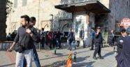 Bursa'da canlı bomba: 1 ölü, 13 yaralı