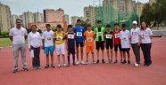 Turkcell Küçükler Atletizm Grup Yarışları Tamamlandı