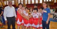 2015-2016 Sezonu Minikler Basketbol Ligi Tamamlandı