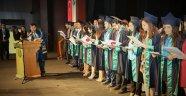 Çukurova Hukuk 77 yeni mezun verdi