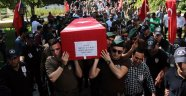 Şehit Özel Harekat Polisi Malkav'a Son Görev