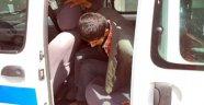 Engelli taklidi yapan dilenci 8. kez yakalandı