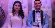 Esra ile Bilal'e muhteşem düğün!