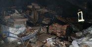 İşyerinde çıkan yangın 100 bin TL hasara yol açtı