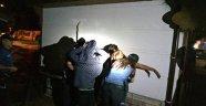 İnönü Parkı'nda fuhuş yaptığı öne sürülen 4 kadın yakalandı