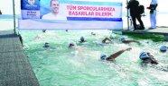 Su Sporları Festivali'nde cumhuriyet coşkuyu yaşanacak
