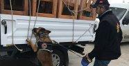 217 kilo esrarla yakalanan gardiyan tutuklandı