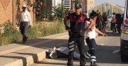 Zırhlı araç ile motosiklet çarpıştı! 1 ölü 1 yaralı