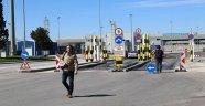 Sınır kapısını kapattılar Türklerin geçişine izin verilmiyor