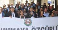 Adana Barosu, tutuklanan 14 avukatın serbest bırakılmasını istedi