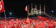 Adana'da 15 Temmuz nöbetinde