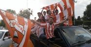 Adana'da Süper Lig sevinci