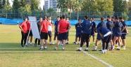 Adana Demirspor'da Büyükşehir Gaziantepspor hazırlıkları sürüyor